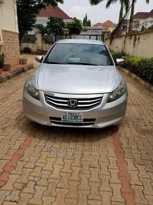 Honda Accord 2012 Sedan EX Silver   Cars for sale in Abuja (FCT) State, Garki 2