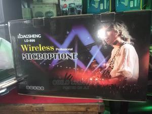Quality Wireless Microphone | Audio & Music Equipment for sale in Lagos State, Mushin