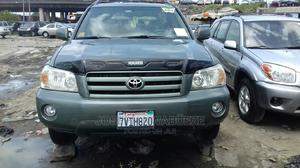 Toyota Highlander 2007 Limited V6 Green | Cars for sale in Lagos State, Amuwo-Odofin