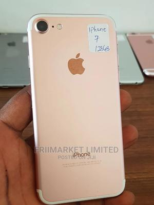 Apple iPhone 7 128 GB Gold | Mobile Phones for sale in Delta State, Ugheli