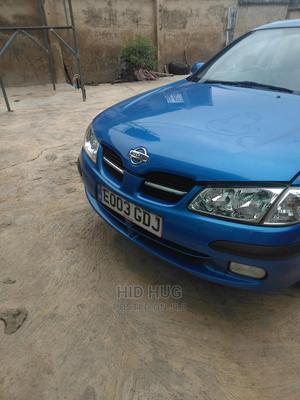 Nissan Almera 2003 1.5 D Blue   Cars for sale in Osun State, Osogbo