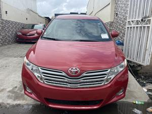 Toyota Venza 2012 Red | Cars for sale in Lagos State, Surulere