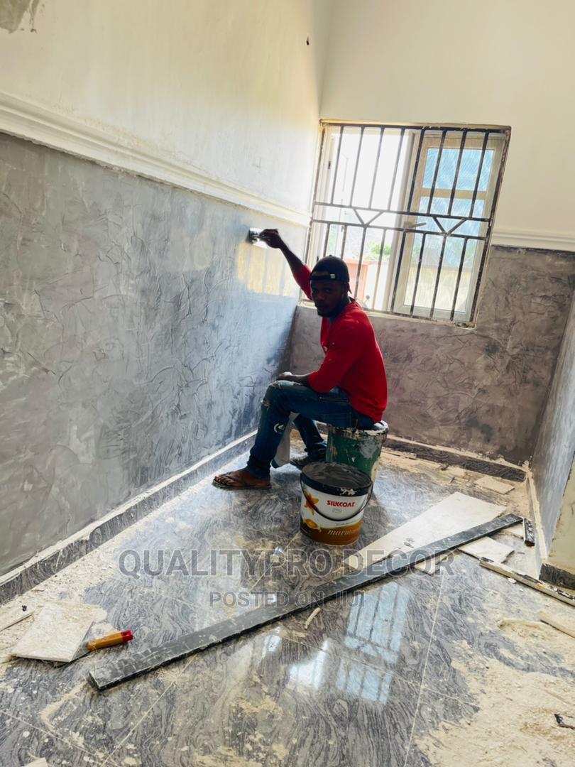 Stucco Painting   Building & Trades Services for sale in Akure, Ondo State, Nigeria