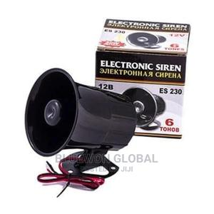 Electric Alarm Siren | Audio & Music Equipment for sale in Lagos State, Ikeja