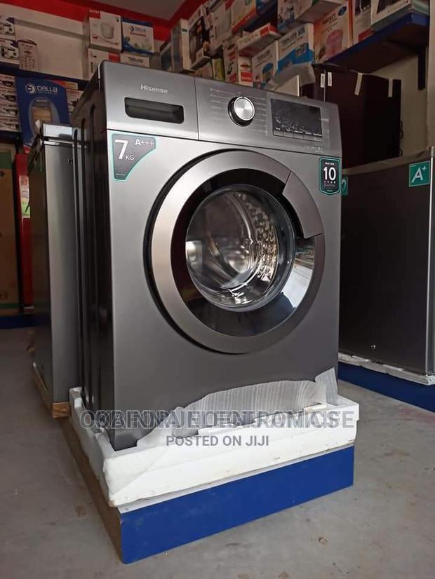 Brand New Hisense 7KG Washing Machine,Automatic,Front Loader
