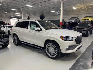 New Mercedes-Benz GLS-Class 2021 White   Cars for sale in Lagos State, Lekki