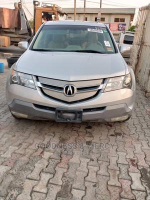 Acura MDX 2009 SUV 4dr AWD (3.7 6cyl 5A) Silver | Cars for sale in Lagos State, Ikeja