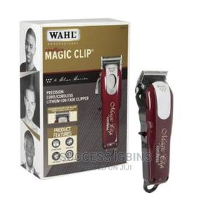 Wahl Magic Clip Rechargeable Cordless | Tools & Accessories for sale in Lagos State, Agege