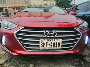 Hyundai Elantra 2017 Red   Cars for sale in Rivers State, Port-Harcourt