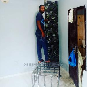 Wallpaper Installations Wall Design | Building & Trades Services for sale in Abuja (FCT) State, Gwarinpa