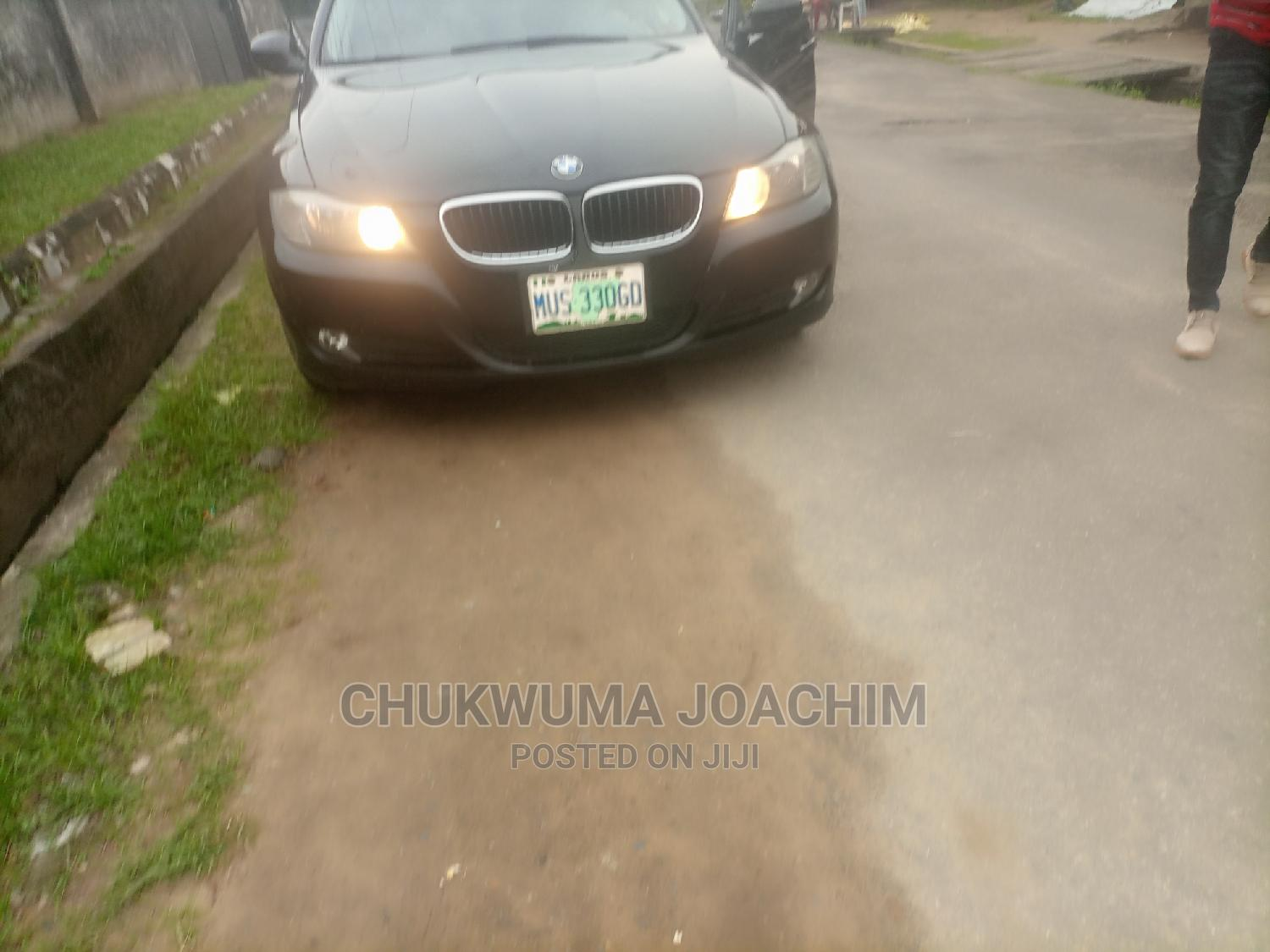 BMW 328i 2011 Black | Cars for sale in Port-Harcourt, Rivers State, Nigeria