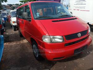 Volkswagen Transporter 2006 Red   Buses & Microbuses for sale in Lagos State, Apapa