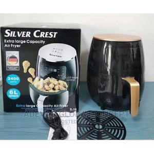 Silver Crest 6l Extra Large Capacity Air Fryer 2400w | Kitchen Appliances for sale in Lagos State, Ikeja