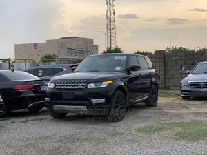 Land Rover Range Rover Sport 2015 Black   Cars for sale in Abuja (FCT) State, Maitama