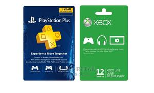 Playstation Plus (PS+), Xbox Live / Nintendo Subscriptions. | Accessories & Supplies for Electronics for sale in Abuja (FCT) State, Central Business District