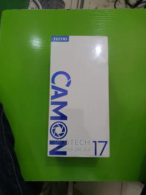 New Tecno Camon 17 128 GB Blue | Mobile Phones for sale in Ekiti State, Ado Ekiti