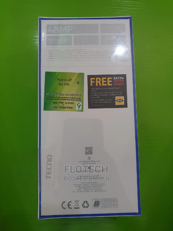 New Tecno Camon 17 128 GB Blue | Mobile Phones for sale in Ado Ekiti, Ekiti State, Nigeria
