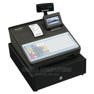 Sharp Electronic Cash Register Sharp XE-A217   Store Equipment for sale in Lagos State, Ikeja