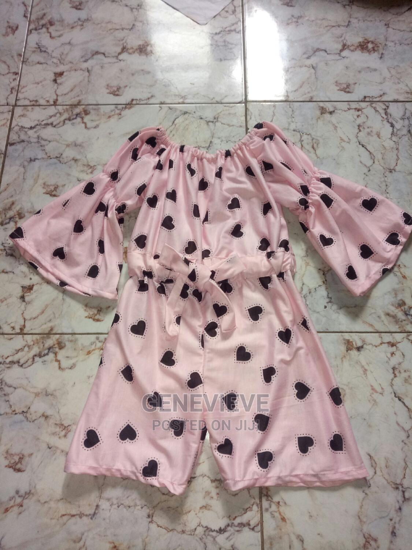 Baby Girl Jumpsuit Dress