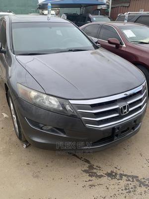 Honda Accord CrossTour 2011 EX Gray | Cars for sale in Lagos State, Isolo