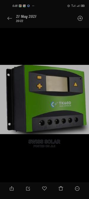 60a Charge Controller   Solar Energy for sale in Abuja (FCT) State, Wuse 2