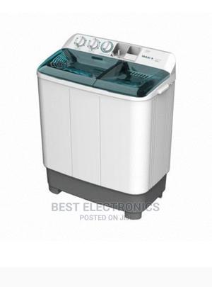 Maxi 10kg Twin Tub Top Load Washing Machine,. | Home Appliances for sale in Abuja (FCT) State, Gwarinpa