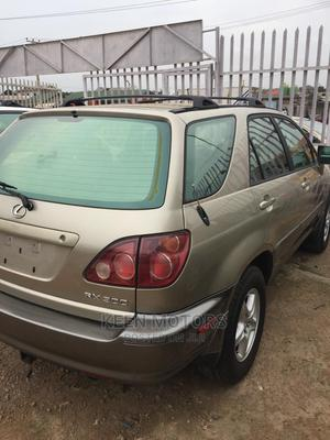 Lexus RX 2000 Gold   Cars for sale in Ogun State, Ado-Odo/Ota