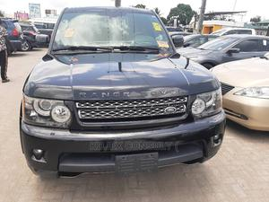 Land Rover Range Rover Sport 2012 HSE LUX Black   Cars for sale in Lagos State, Lekki
