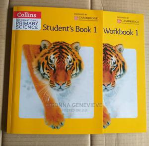 Collins Primary Science Student's Book 1 And Workbook 1 | Books & Games for sale in Lagos State, Yaba