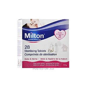 Milton Sterilizing Tablets - 28tablets   Baby & Child Care for sale in Lagos State, Lagos Island (Eko)