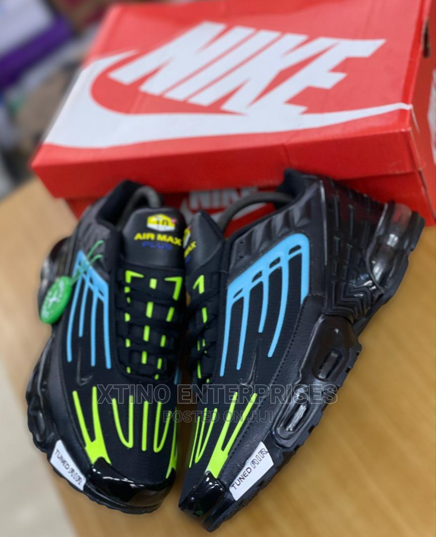 Nike Air Max Plus 3 Sneakers Original | Shoes for sale in Surulere, Lagos State, Nigeria
