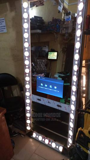 Mirror With TV   Salon Equipment for sale in Lagos State, Ojo