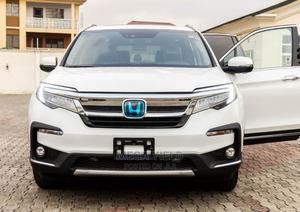 Honda Pilot 2020 EX-L W/Navi & RES FWD White   Cars for sale in Lagos State, Lekki