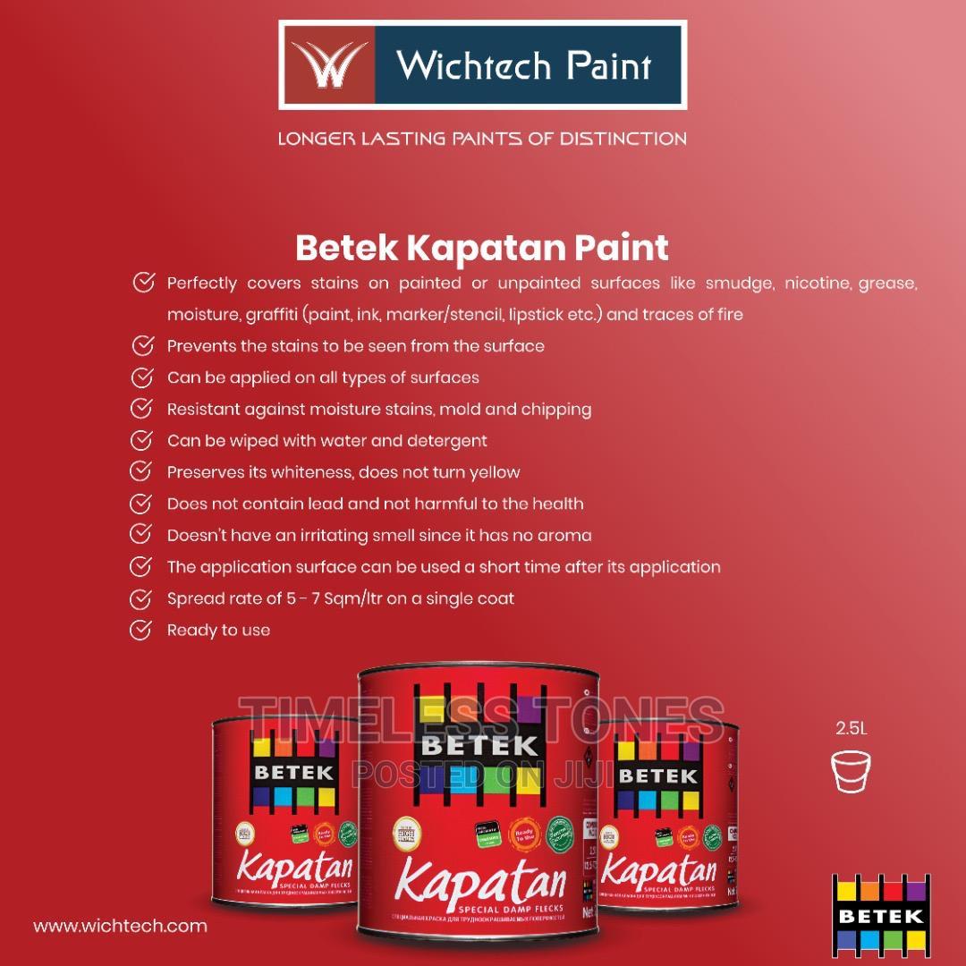 Archive: Betek Premium Paints
