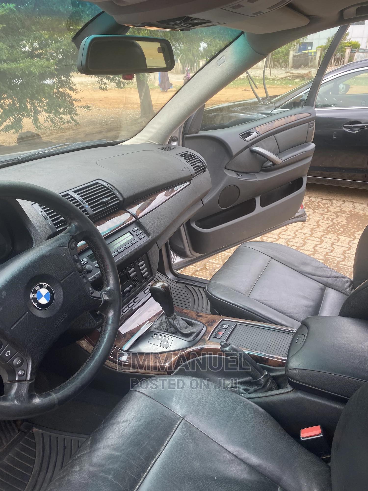 Archive: BMW X5 2006 3.0i Gray