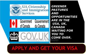 Greener Pastures Opportunities in USA, UK : Get a Visa | Travel Agents & Tours for sale in Abuja (FCT) State, Apo District