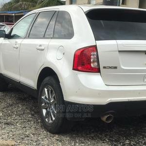 Ford Edge 2012 White | Cars for sale in Lagos State, Ojodu