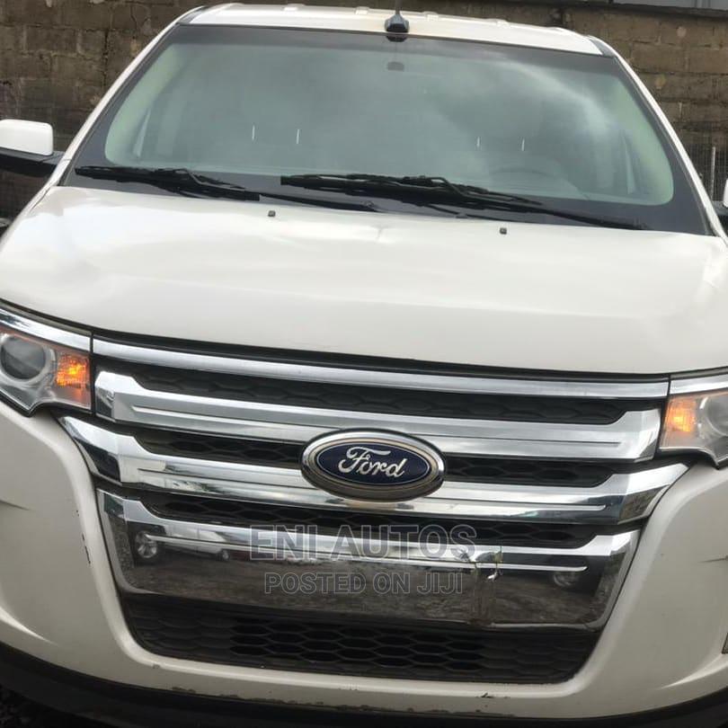 Ford Edge 2012 White | Cars for sale in Ojodu, Lagos State, Nigeria