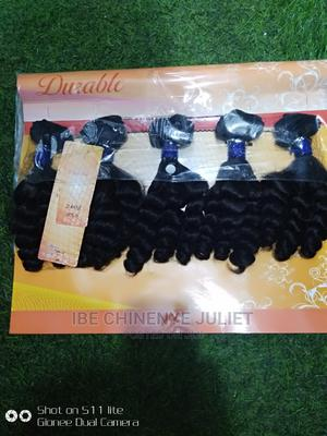 14 Inches Bouncing Curls Human Hair, Tangle Free   Hair Beauty for sale in Lagos State, Lagos Island (Eko)