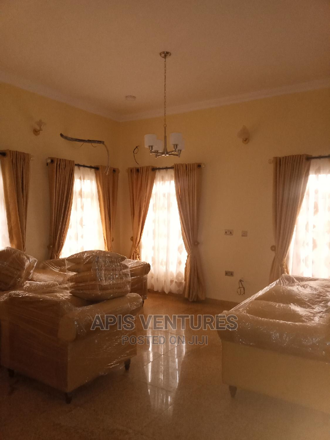 Chairs and Curtain Wash