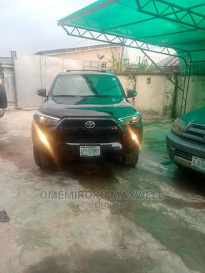 Toyota 4-Runner 2016 Black | Cars for sale in Delta State, Uvwie