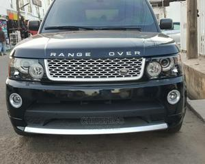 Land Rover Range Rover Sport 2008 Blue | Cars for sale in Lagos State, Ikeja