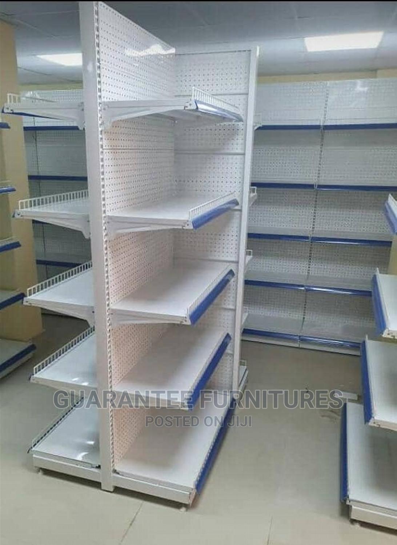 Quality Guaranteed Modern Supermarket Shelve