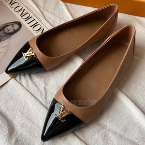 Loius Vuitton Flat Pumps Shoes   Shoes for sale in Lagos State, Lekki