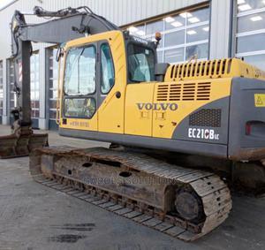 Tokunbo Volvo Ec21cb Excavator | Heavy Equipment for sale in Lagos State, Ajah