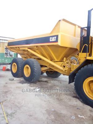 Tokunbo Caterpillar Dumper D300B   Heavy Equipment for sale in Lagos State, Ajah
