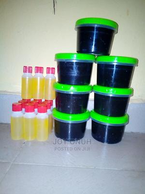 Organic Black Soap and Carrot Oil | Skin Care for sale in Abuja (FCT) State, Wuse