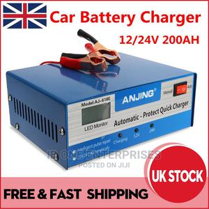Intelligent Pulse Repair Car Truck Battery Charger | Vehicle Parts & Accessories for sale in Lagos State, Ikoyi