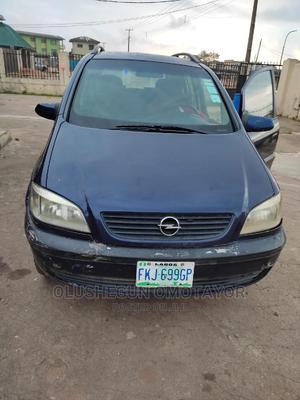 Opel Zafira 2006 1.8 Blue   Cars for sale in Ogun State, Ijebu Ode