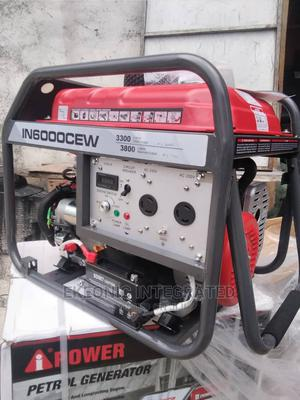 Honda Generator 6000 | Electrical Equipment for sale in Rivers State, Port-Harcourt
